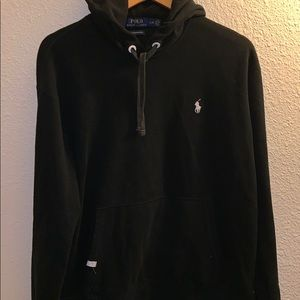 Ralph Lauren Black Medium Hoodie